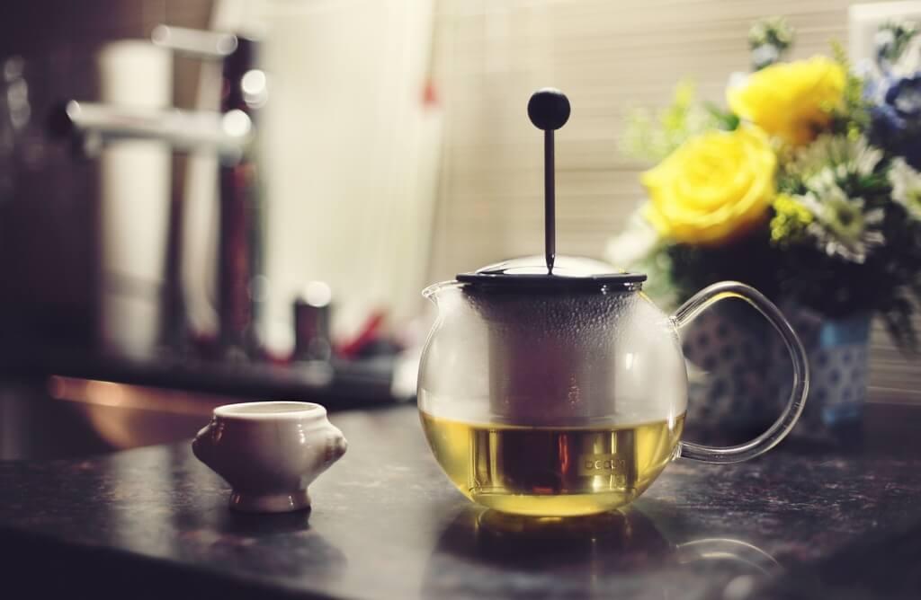 Green Tea | Zebra Organics