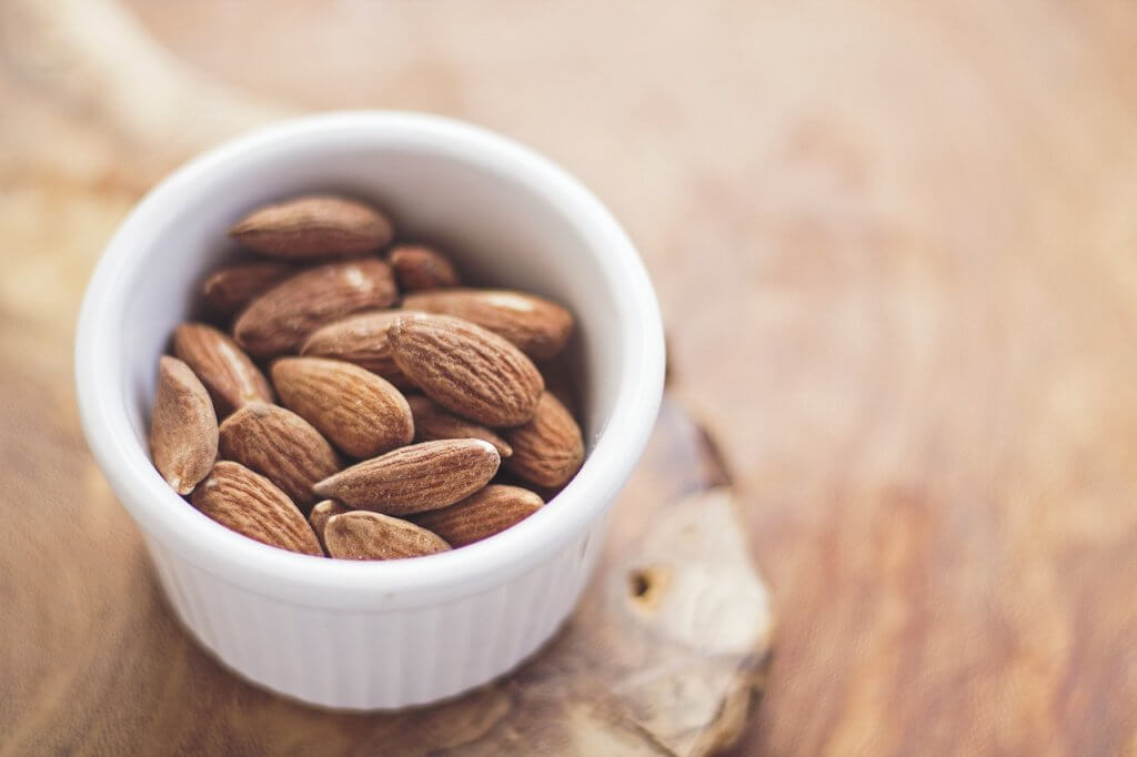 Almonds | Brain food