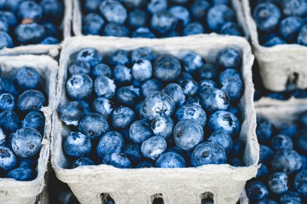 Blueberries | Brain food