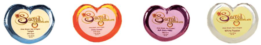 Sacred Heart Chocolate | Zebra Organics
